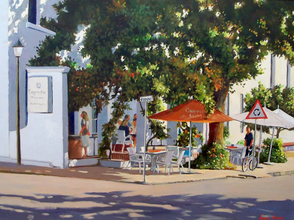 'Dorp Street Stellenbosch'